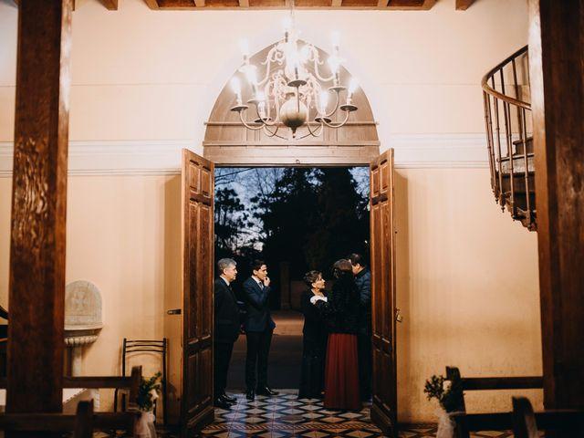 El matrimonio de Matias y Paula en Pirque, Cordillera 39