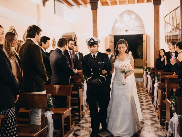 El matrimonio de Matias y Paula en Pirque, Cordillera 46