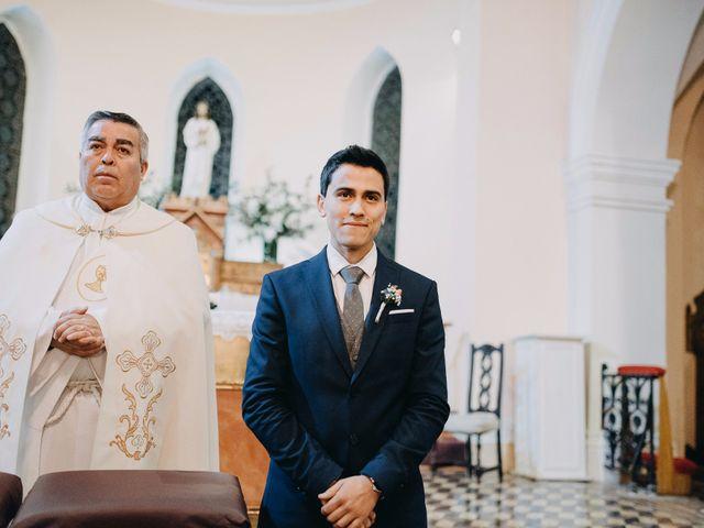 El matrimonio de Matias y Paula en Pirque, Cordillera 47