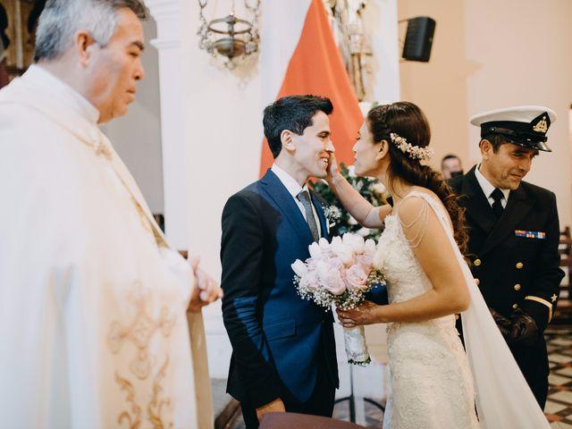 El matrimonio de Matias y Paula en Pirque, Cordillera 49