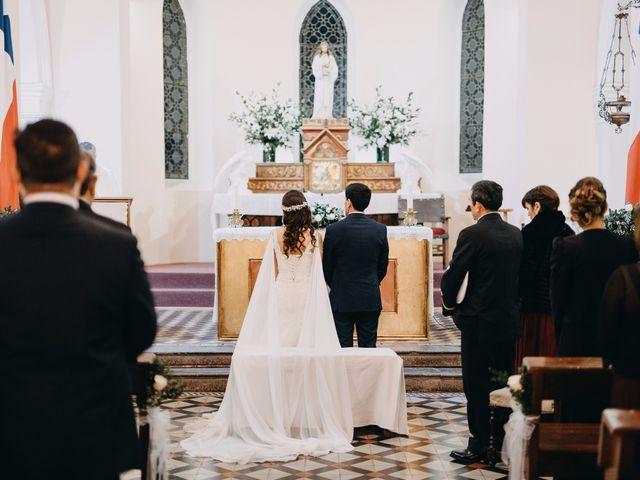 El matrimonio de Matias y Paula en Pirque, Cordillera 52