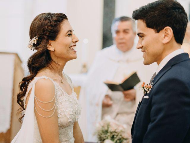 El matrimonio de Matias y Paula en Pirque, Cordillera 54