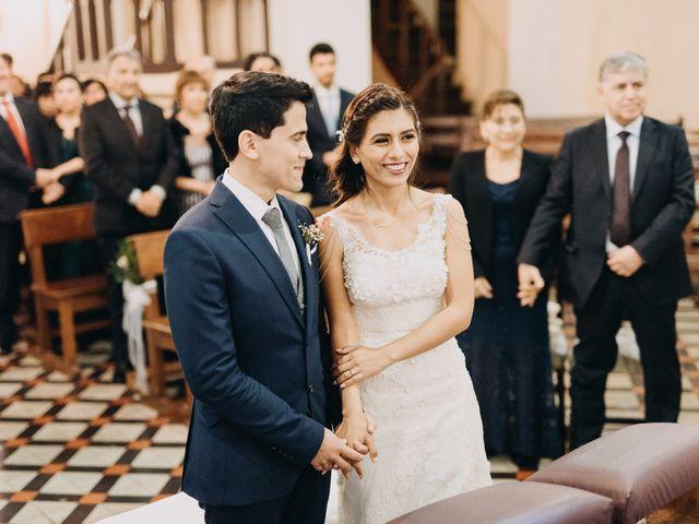 El matrimonio de Matias y Paula en Pirque, Cordillera 56