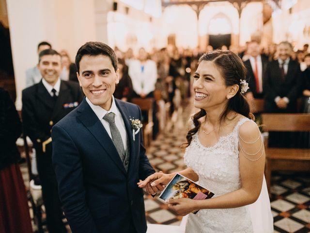 El matrimonio de Matias y Paula en Pirque, Cordillera 58