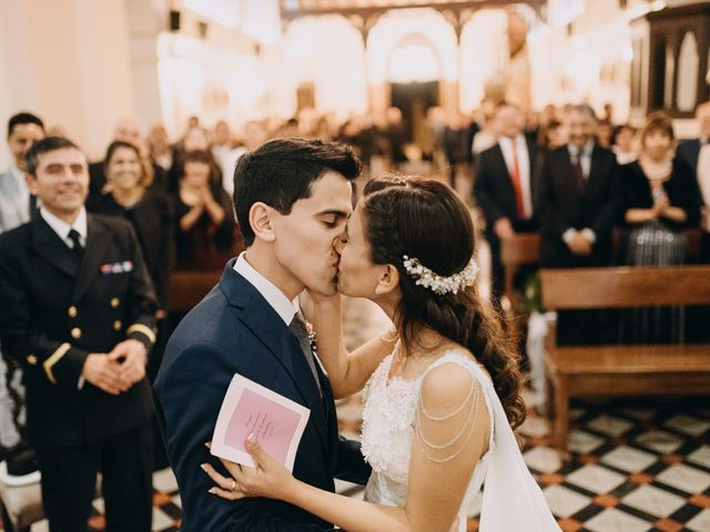 El matrimonio de Matias y Paula en Pirque, Cordillera 59