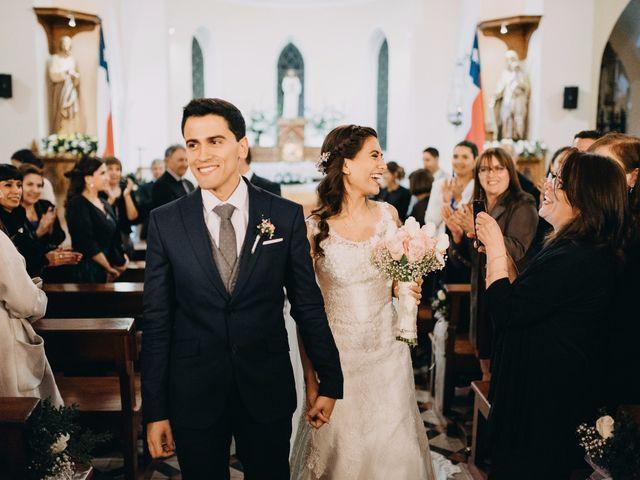 El matrimonio de Matias y Paula en Pirque, Cordillera 60