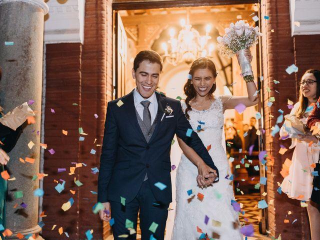 El matrimonio de Matias y Paula en Pirque, Cordillera 61