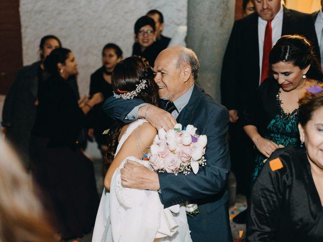El matrimonio de Matias y Paula en Pirque, Cordillera 64