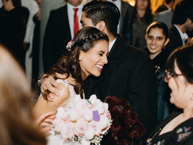 El matrimonio de Matias y Paula en Pirque, Cordillera 65