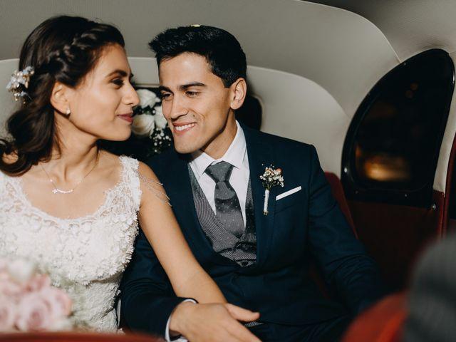 El matrimonio de Paula y Matias