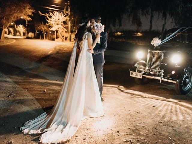 El matrimonio de Matias y Paula en Pirque, Cordillera 71