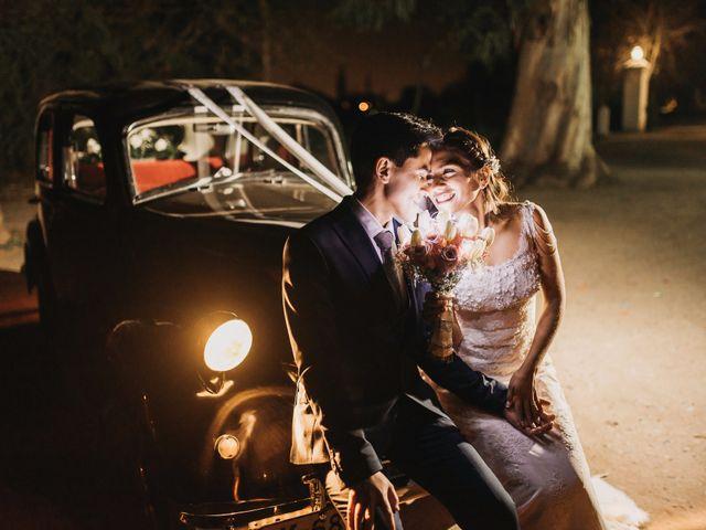 El matrimonio de Matias y Paula en Pirque, Cordillera 72