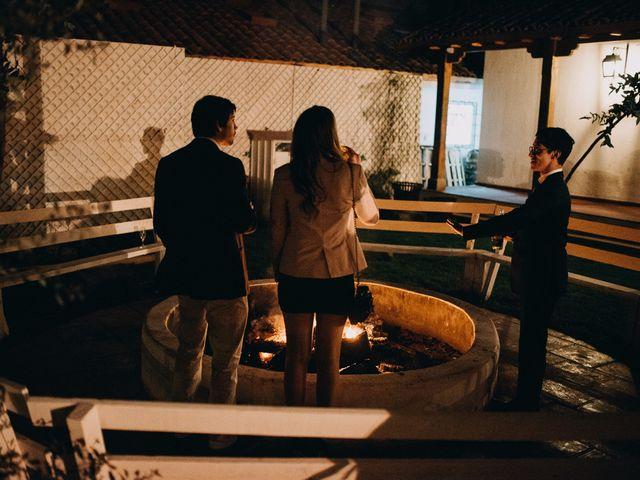 El matrimonio de Matias y Paula en Pirque, Cordillera 77
