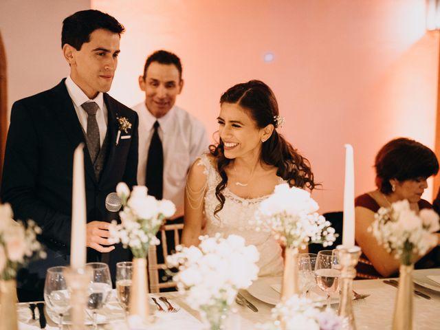 El matrimonio de Matias y Paula en Pirque, Cordillera 81