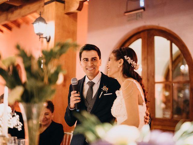 El matrimonio de Matias y Paula en Pirque, Cordillera 83