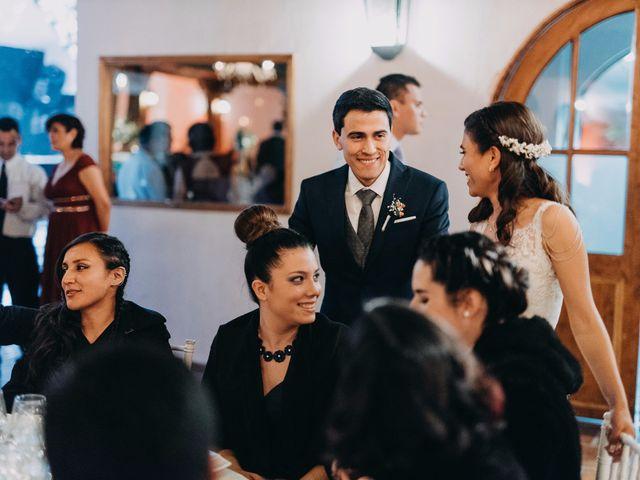 El matrimonio de Matias y Paula en Pirque, Cordillera 104