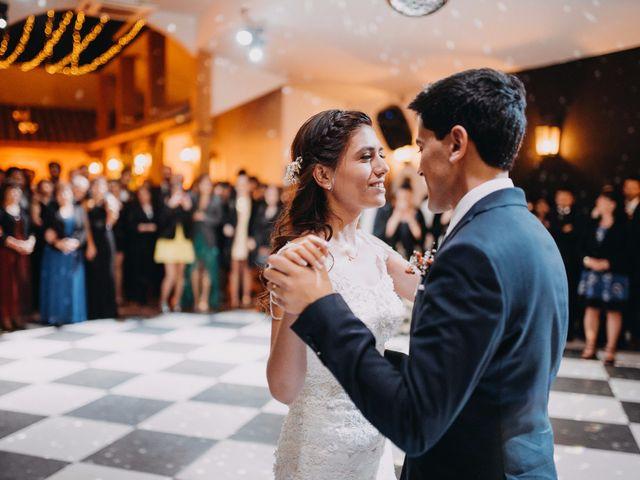 El matrimonio de Matias y Paula en Pirque, Cordillera 107