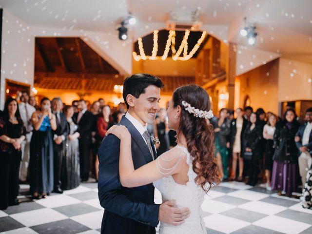 El matrimonio de Matias y Paula en Pirque, Cordillera 2