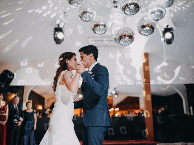 El matrimonio de Matias y Paula en Pirque, Cordillera 108