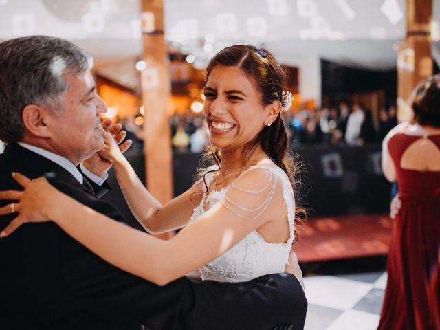 El matrimonio de Matias y Paula en Pirque, Cordillera 110