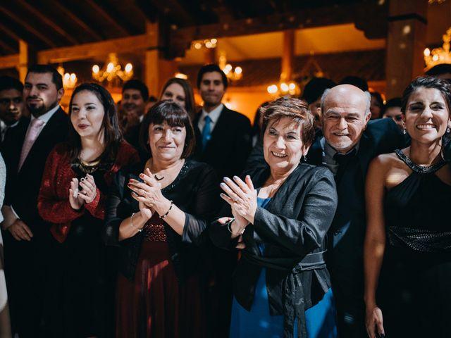 El matrimonio de Matias y Paula en Pirque, Cordillera 113