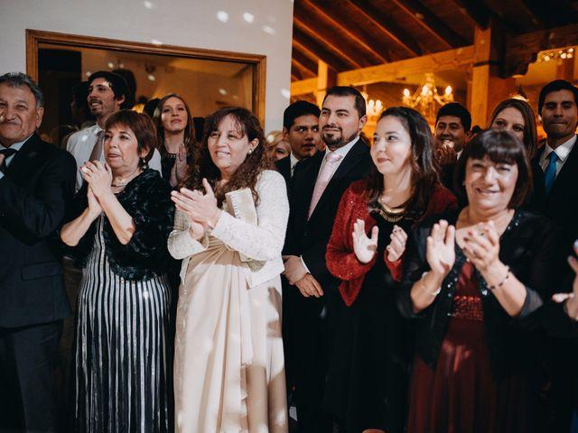 El matrimonio de Matias y Paula en Pirque, Cordillera 114