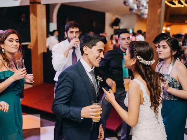 El matrimonio de Matias y Paula en Pirque, Cordillera 123