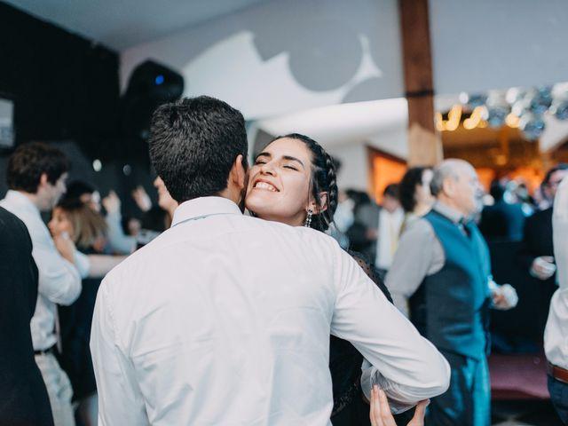 El matrimonio de Matias y Paula en Pirque, Cordillera 129