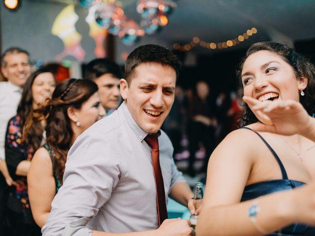 El matrimonio de Matias y Paula en Pirque, Cordillera 134