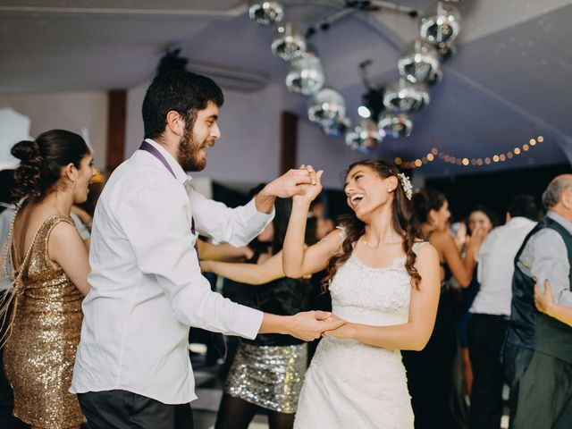 El matrimonio de Matias y Paula en Pirque, Cordillera 135