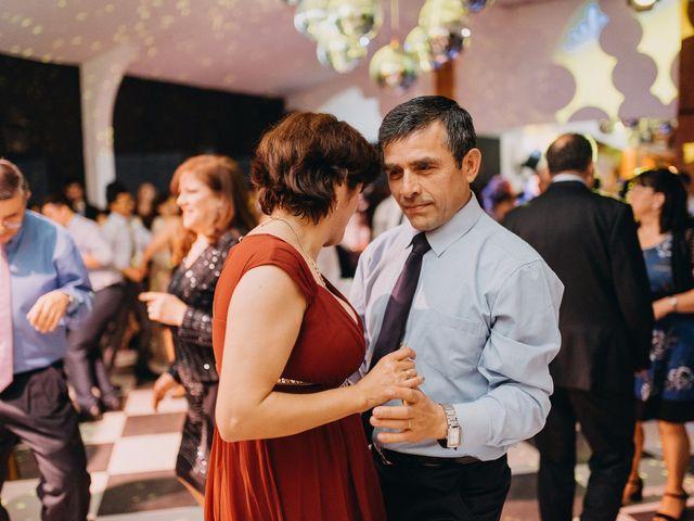 El matrimonio de Matias y Paula en Pirque, Cordillera 137