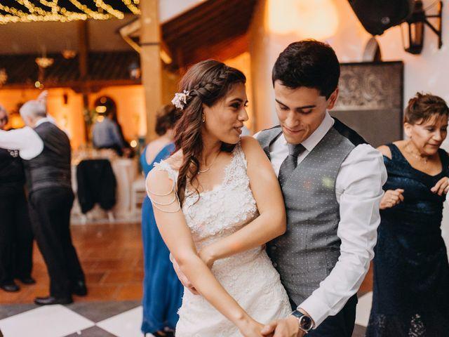 El matrimonio de Matias y Paula en Pirque, Cordillera 138