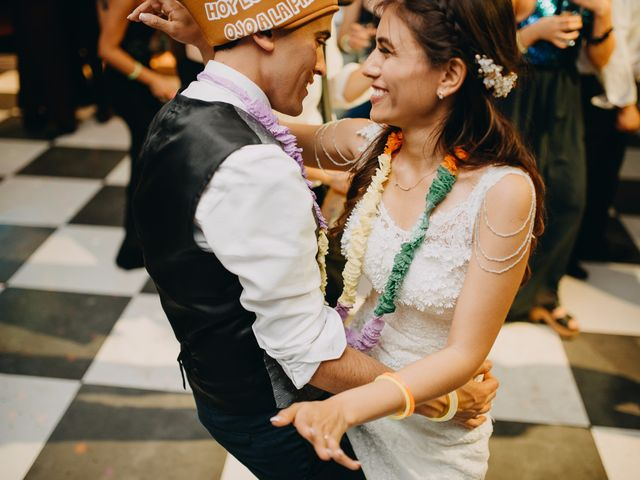 El matrimonio de Matias y Paula en Pirque, Cordillera 195
