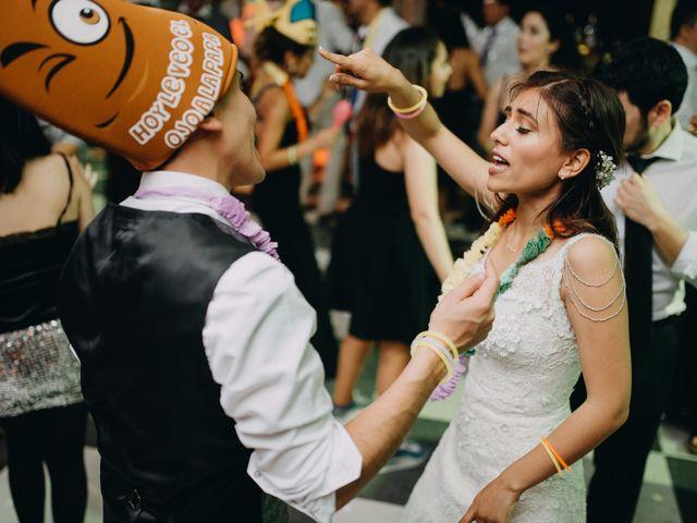 El matrimonio de Matias y Paula en Pirque, Cordillera 197