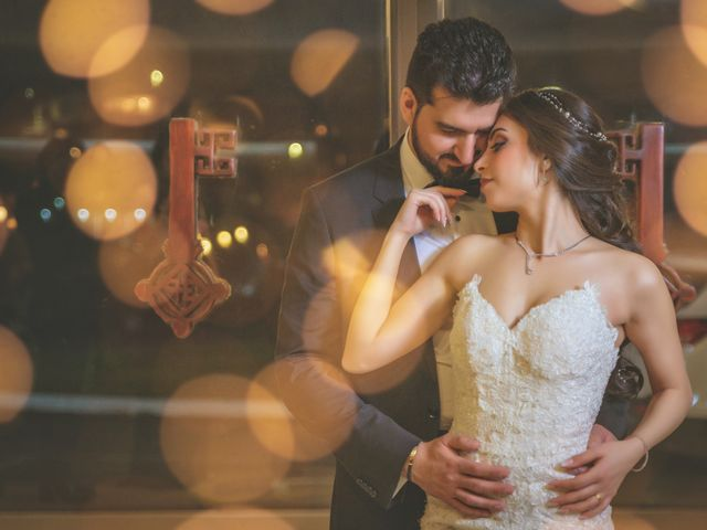 El matrimonio de Yara y Gibran