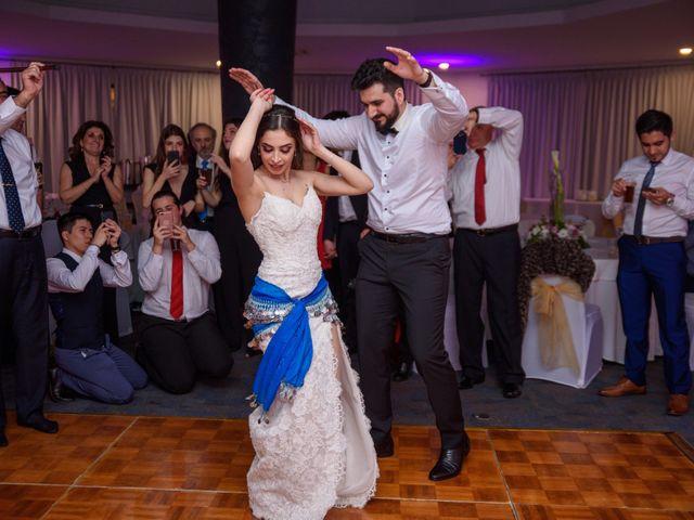 El matrimonio de Gibran y Yara en Arica, Arica 25