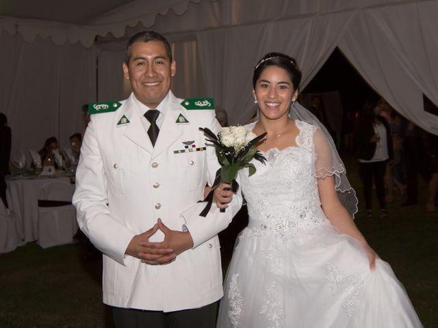 El matrimonio de Lorena y Juan Fco.