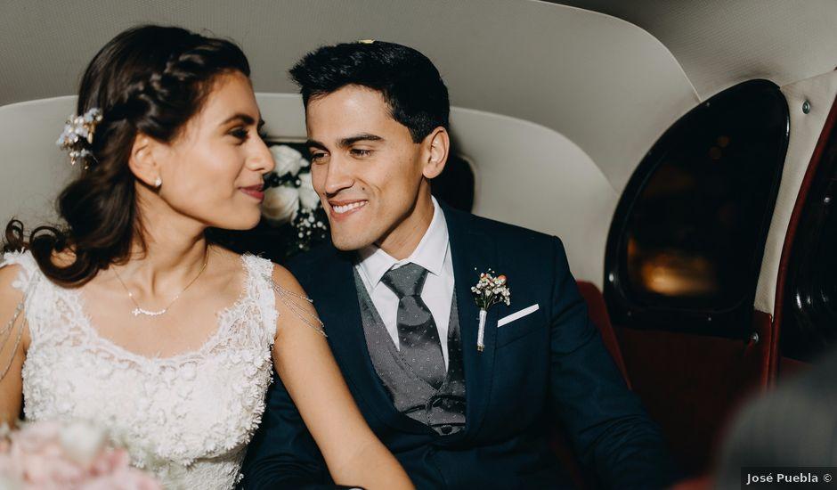 El matrimonio de Matias y Paula en Pirque, Cordillera