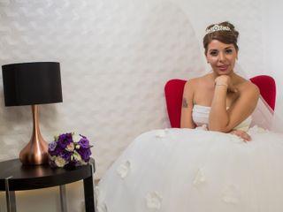 El matrimonio de Stefanny y Cristian 3