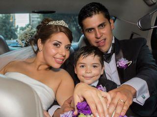 El matrimonio de Stefanny y Cristian