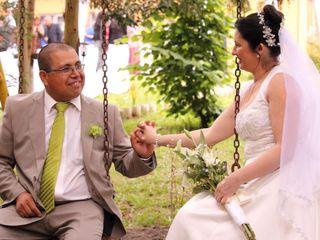 El matrimonio de Carol y Andrés  2