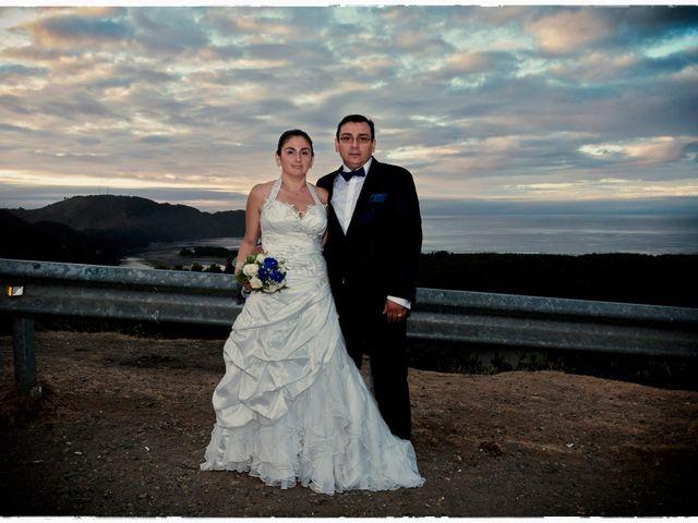 El matrimonio de Nayty y Luis