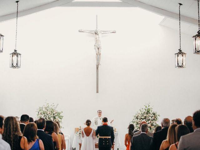 El matrimonio de Sebastián  y Magdalena  en Lampa, Chacabuco 3
