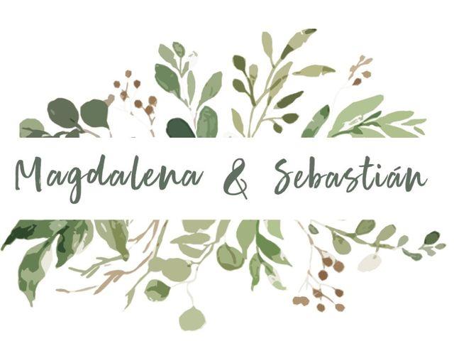 El matrimonio de Sebastián  y Magdalena  en Lampa, Chacabuco 6