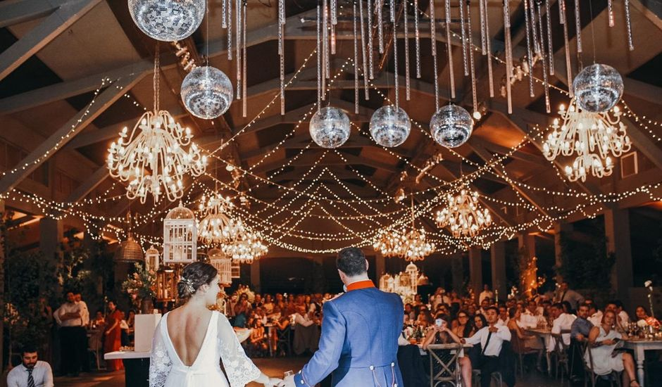 El matrimonio de Sebastián  y Magdalena  en Lampa, Chacabuco