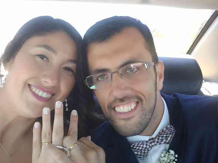 El matrimonio de Silda  y Luis Felipe