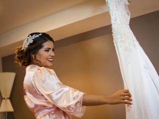 El matrimonio de Viviana y Algimiro 2