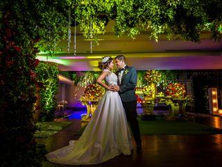 El matrimonio de Viviana y Algimiro