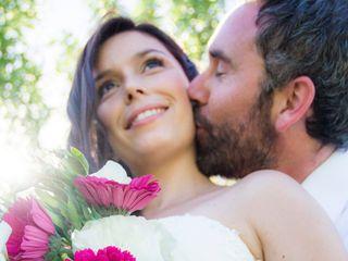 El matrimonio de Lily y Jean Paul