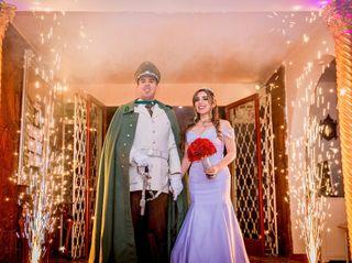 El matrimonio de Nicol y Matias